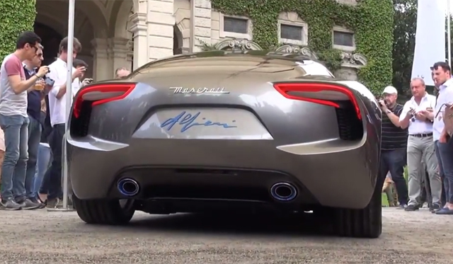 Video: Hear the Maserati Alfieri Concept Roar