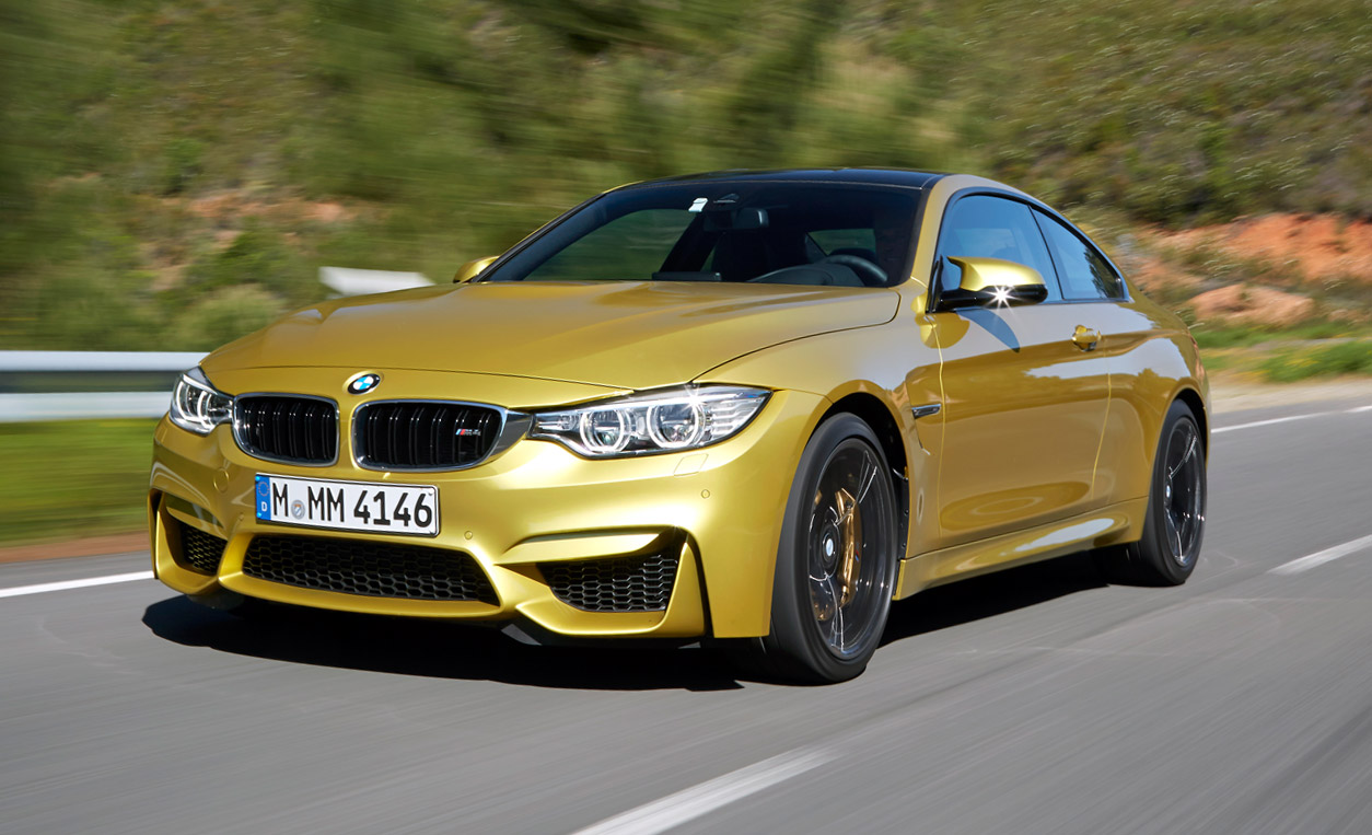 2015 BMW M4 Coupe Review - GTspirit