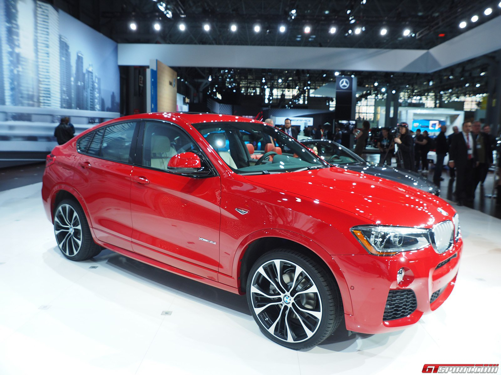 bmw x4 m coming in 2017 gtspirit. Black Bedroom Furniture Sets. Home Design Ideas
