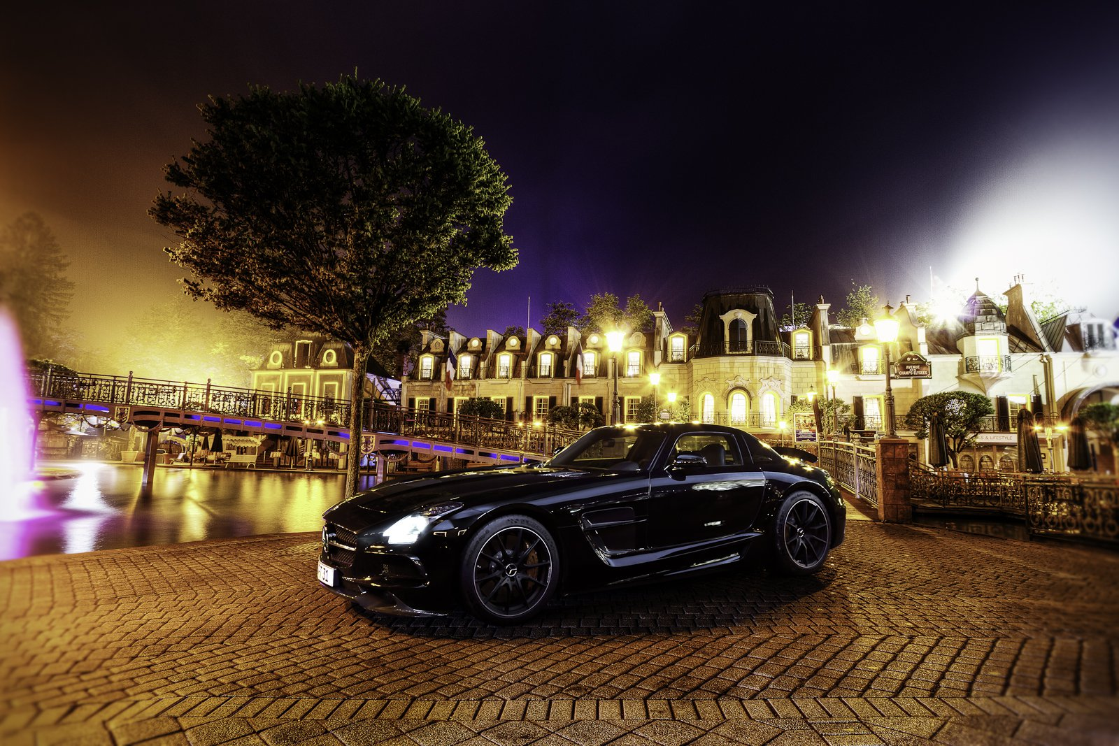 auto karta evrope 2014 Best of A Night at Europa Park with Mercedes Benz [Poll]   GTspirit auto karta evrope 2014