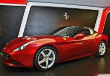 Ferrari California T Hong Kong Launch