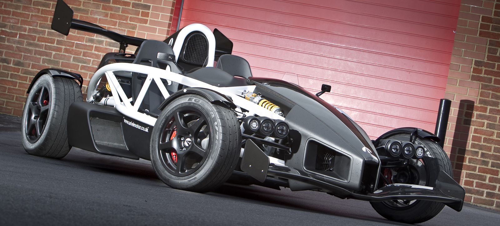 Official: Ariel Atom 3.5R - GTspirit