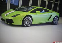 Gallardo LP550-2 India Serie Speciale