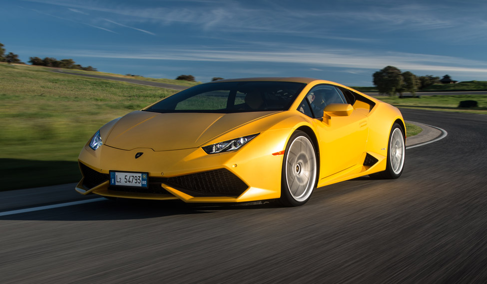 2015 Lamborghini Huracan Review