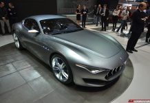 Maserati Confirms Alfieri and Alfieri Cabriolet for Production