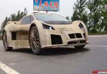 Gumpert Apollo Replica in China