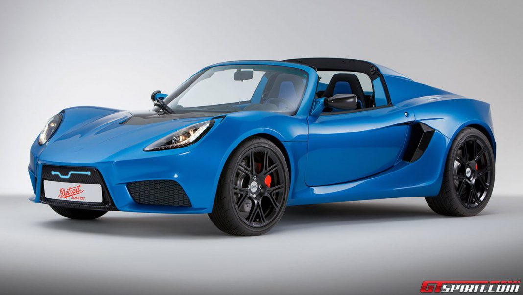 Detroit Electric Confirms U.K Production for SP:01