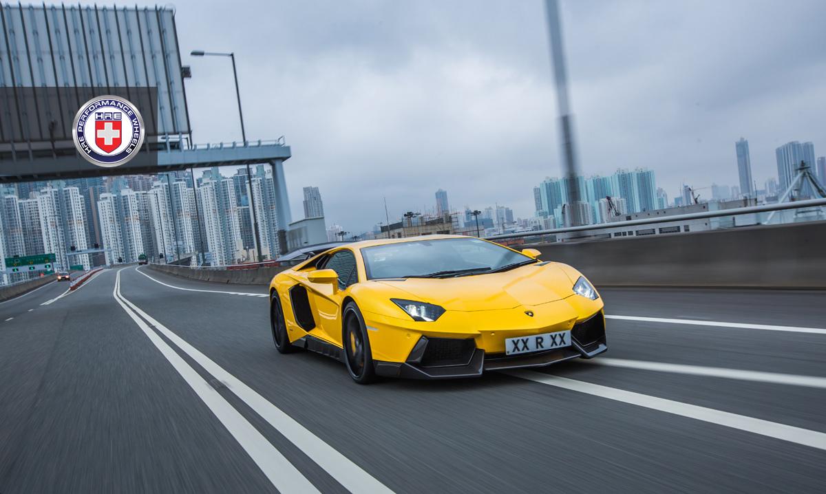 Captivating Yellow Novitec Torado Lamborghini Aventador In Hong Kong!