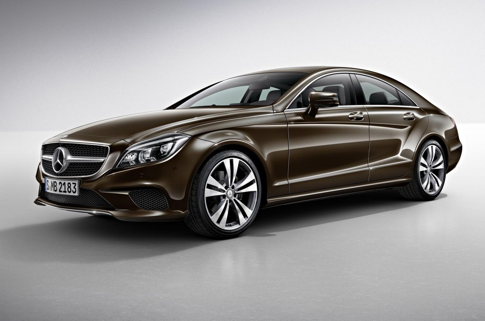Official 2015 Mercedes Benz Cls Sport And Night Packages