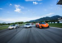 McLaren Hong Kong Zhuhai Track Day