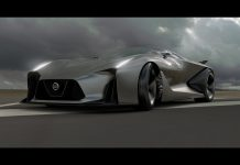 Official: Nissan Concept 2020 Vision Gran Turismo