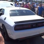 Video: 2015 Dodge Challenger SRT Hellcat Heard Revving Again