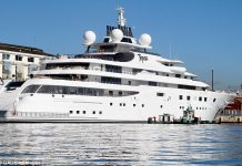 Leonardo DiCaprio Reportedly Rents $700 Million Yacht for 2014 World Cup