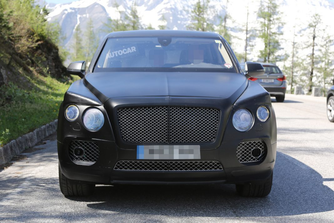 Luxurious Bentley SUV to Cost Over £130,000