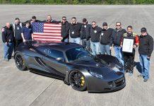 Video: DRIVE Meets Venom GT Creator John Hennessey