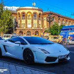 Supercars in Strange Places - Armenia!