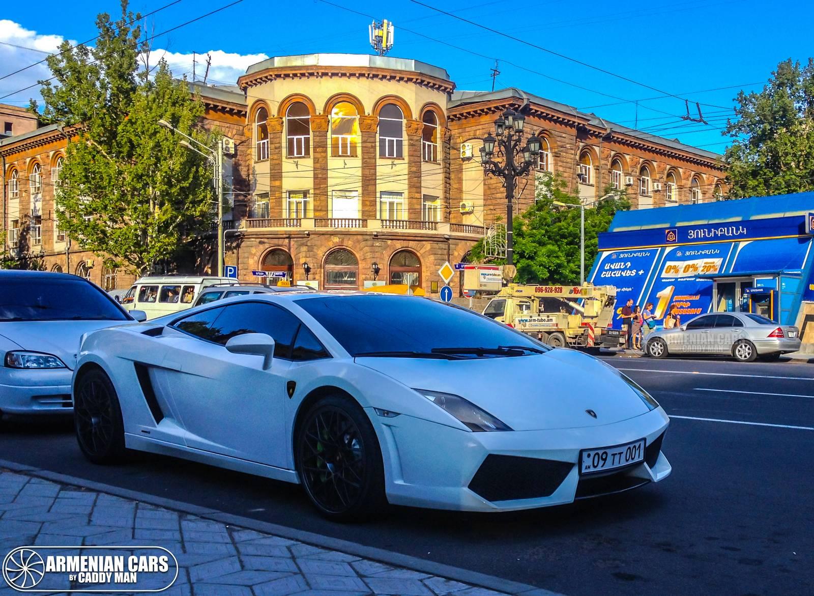 supercars around the world armenia gtspirit. Black Bedroom Furniture Sets. Home Design Ideas