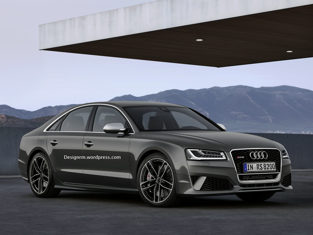 Audi RS Gets Imagined We Approve GTspirit - Audi rs8