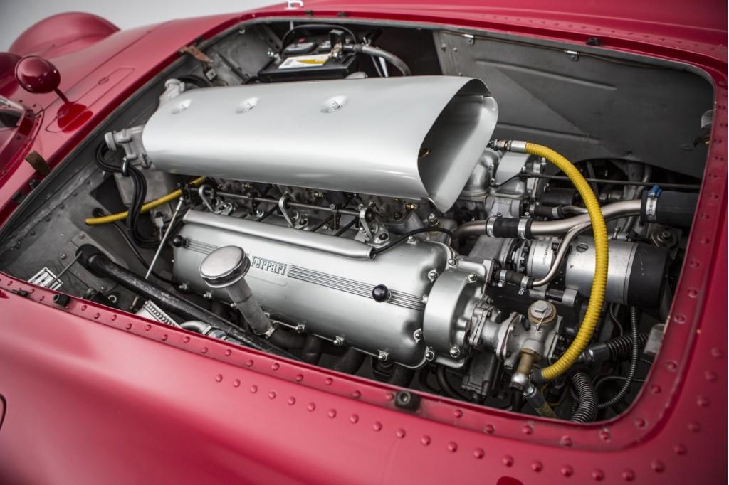 Rare Ferrari 375-Plus Fetches $18.3 Million at Goodwood