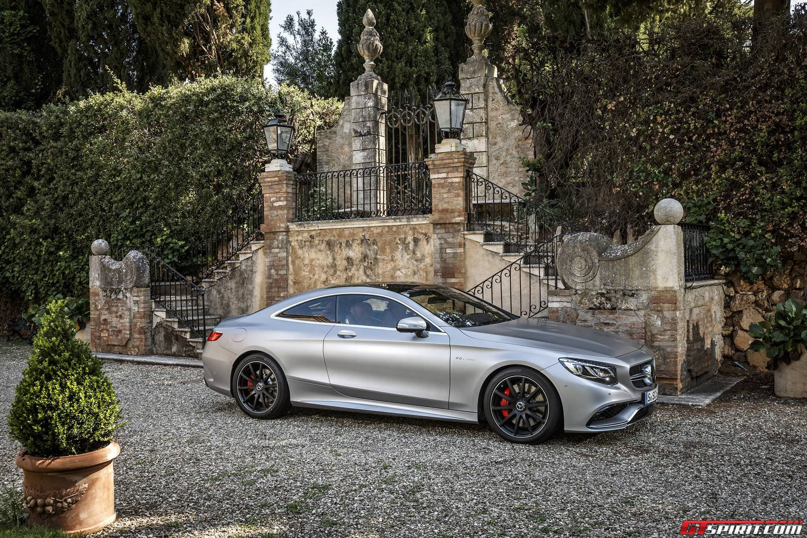 2015 MercedesBenz S500  S63 AMG Coupe Review  GTspirit