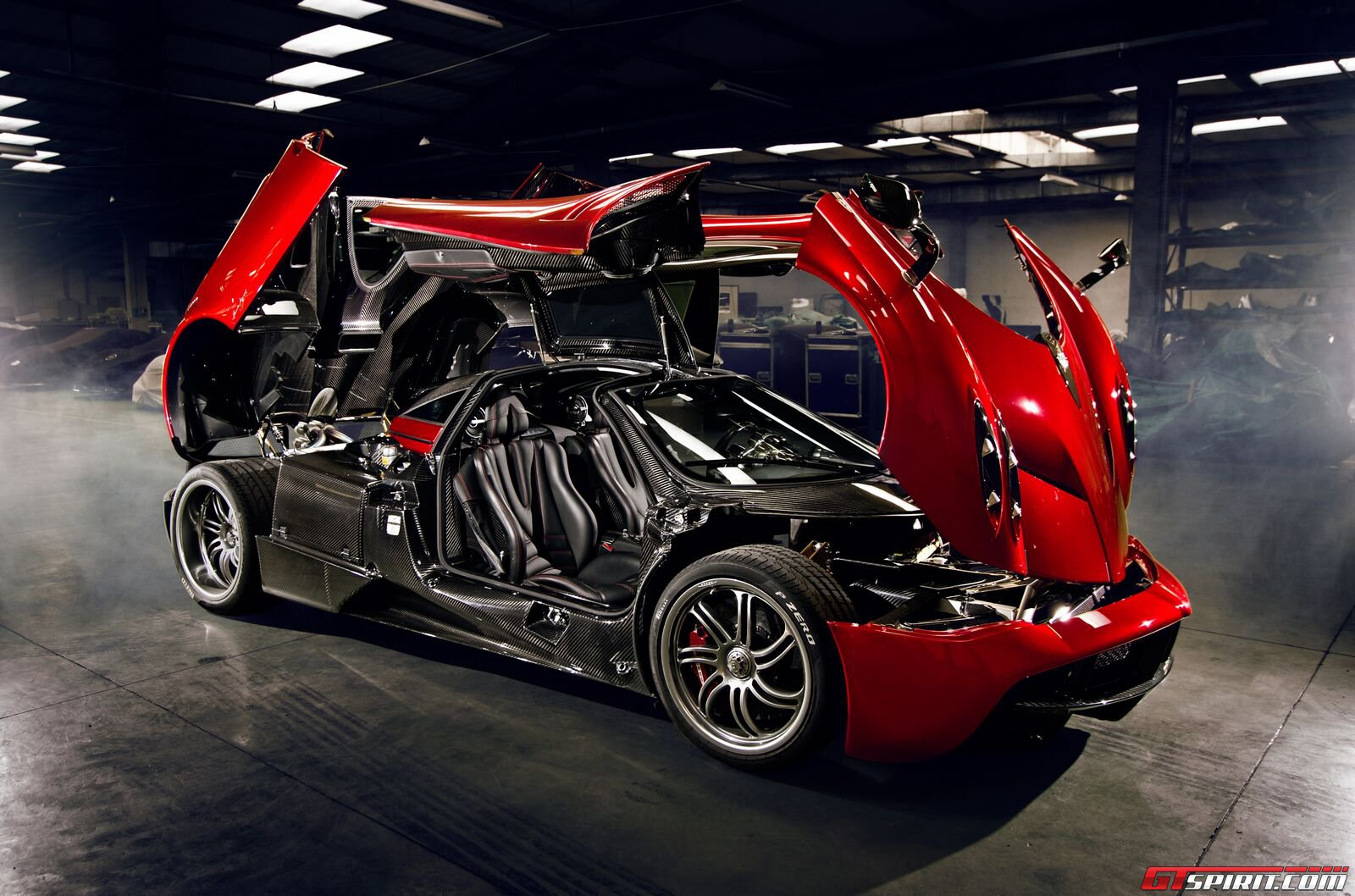 North America Confirmed as Pagani\'s Largest Market - GTspirit