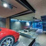 Stunning Hong Kong Mansion Has Room for Owner's Ferrari!