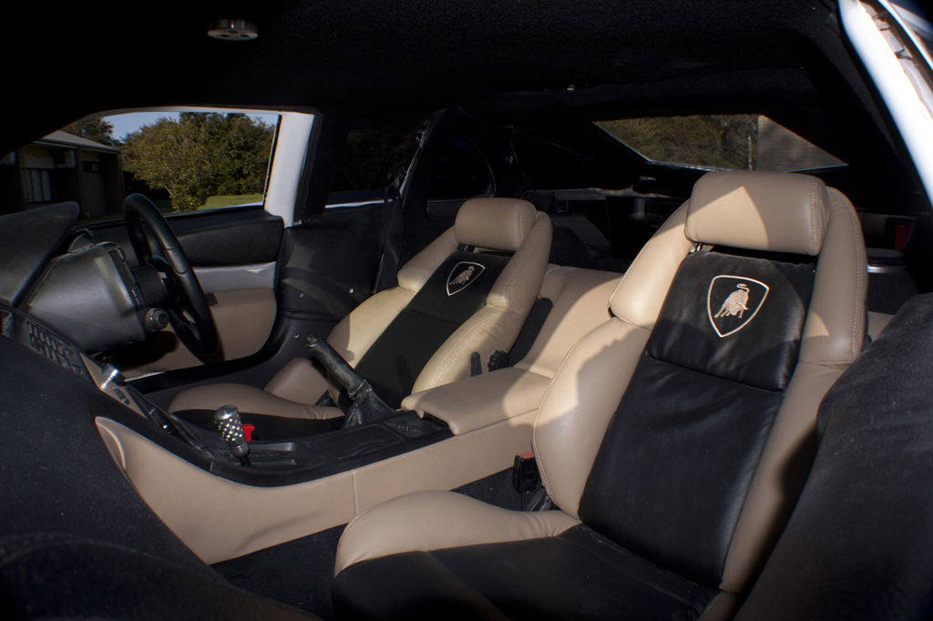 White Lamborghini Reventon Replica For Sale in Australia  GTspirit