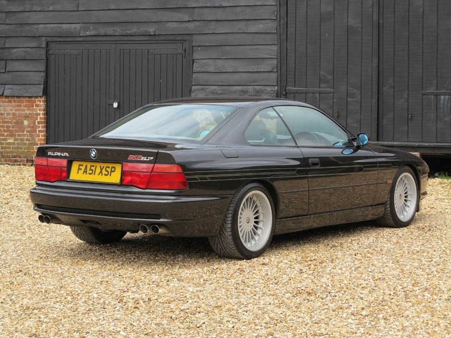 Sultan Of Bruneis Former Alpina B Coupe For Sale GTspirit - Alpina sale