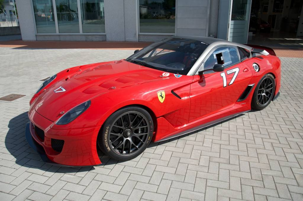 Epic Ferrari 599XX Will Set You Back $1.2 Million - GTspirit