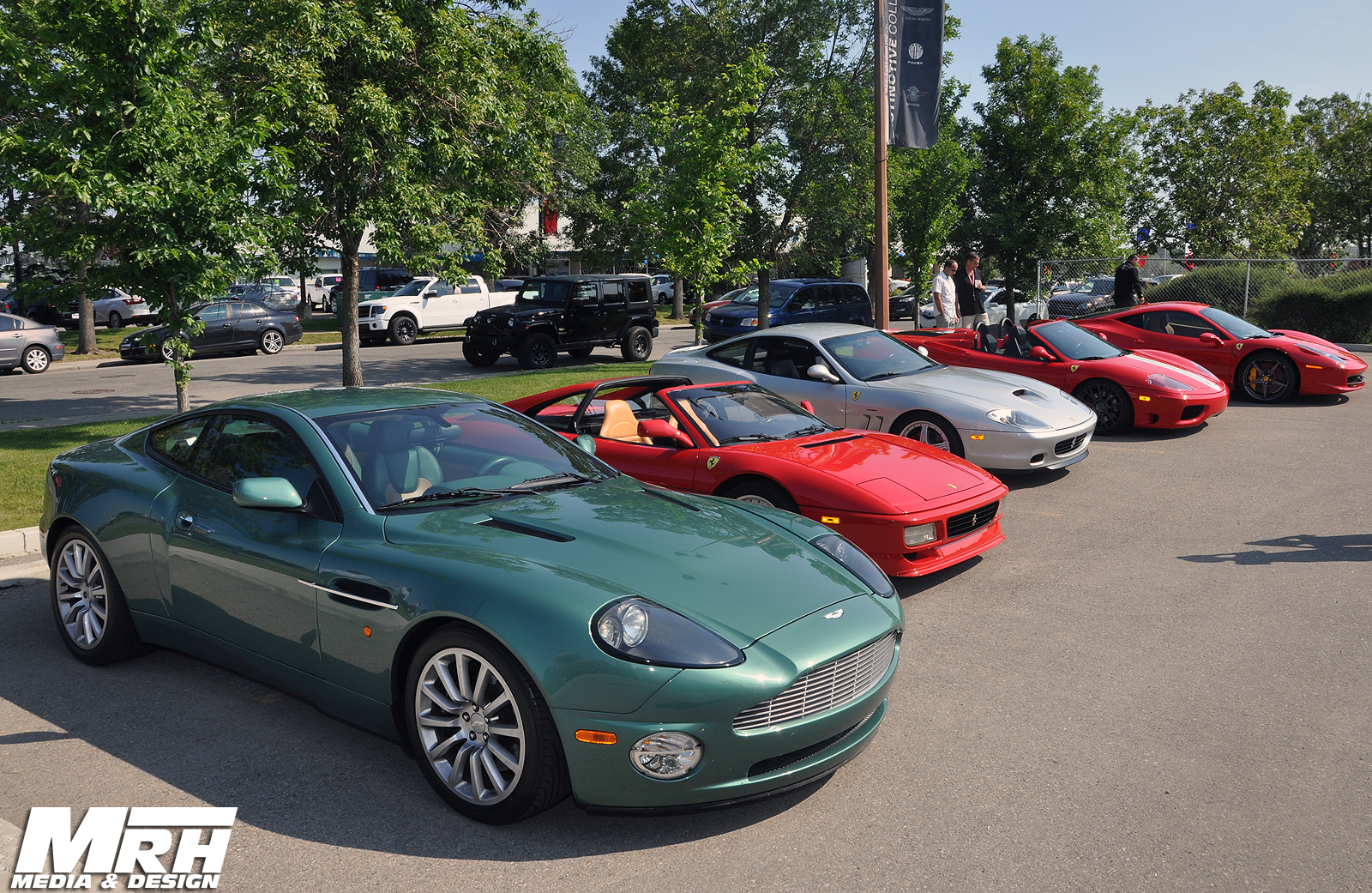 Calgary Auto Mall >> Cars & Coffee at Distinctive Collection in Calgary - GTspirit