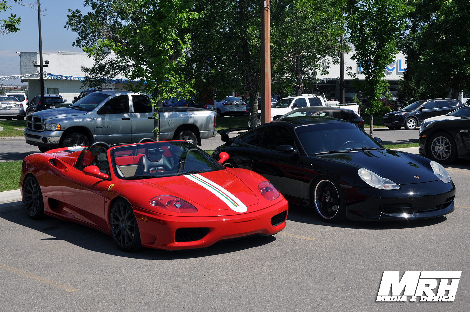 Cars & Coffee at Distinctive Collection in Calgary - GTspirit