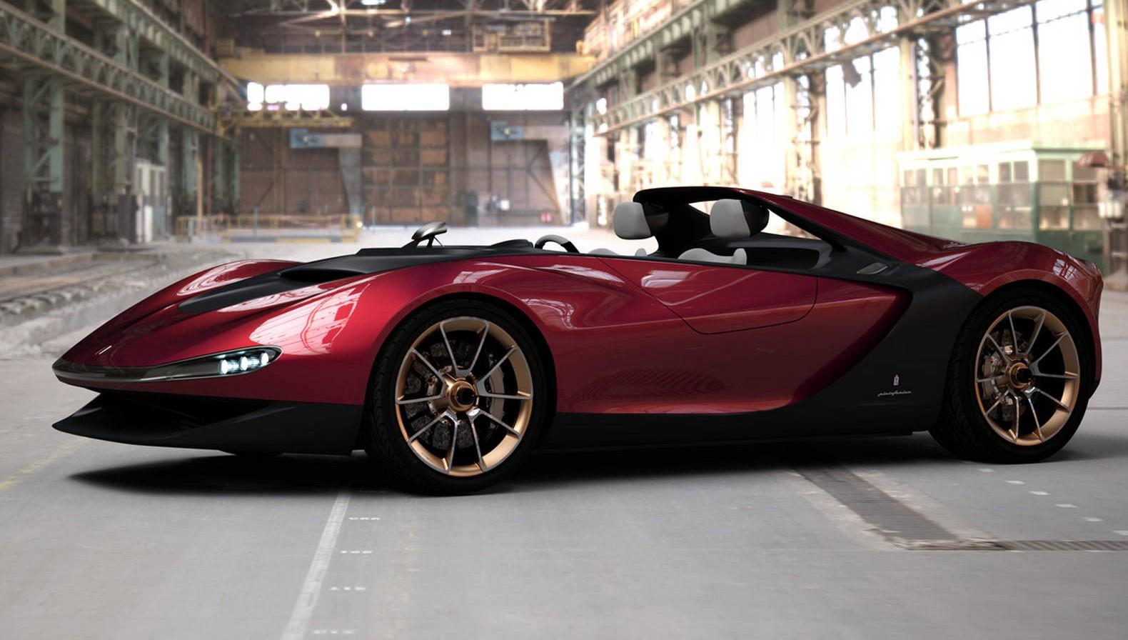 most expensive cars of 2018: Ferrari Pininfarina Sergio
