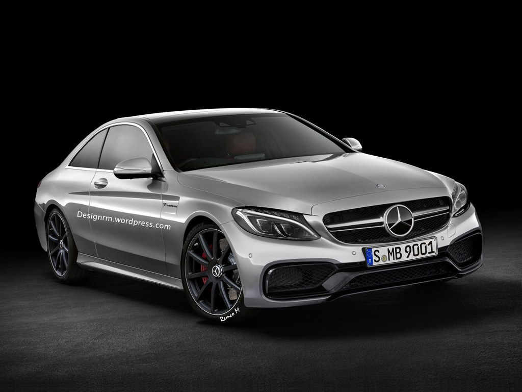 Upcoming mercedes benz c63 amg coupe comes to life for 2014 mercedes benz c63 amg coupe