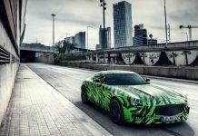 Mercedes AMG Thinking Of E-Turbo Engines