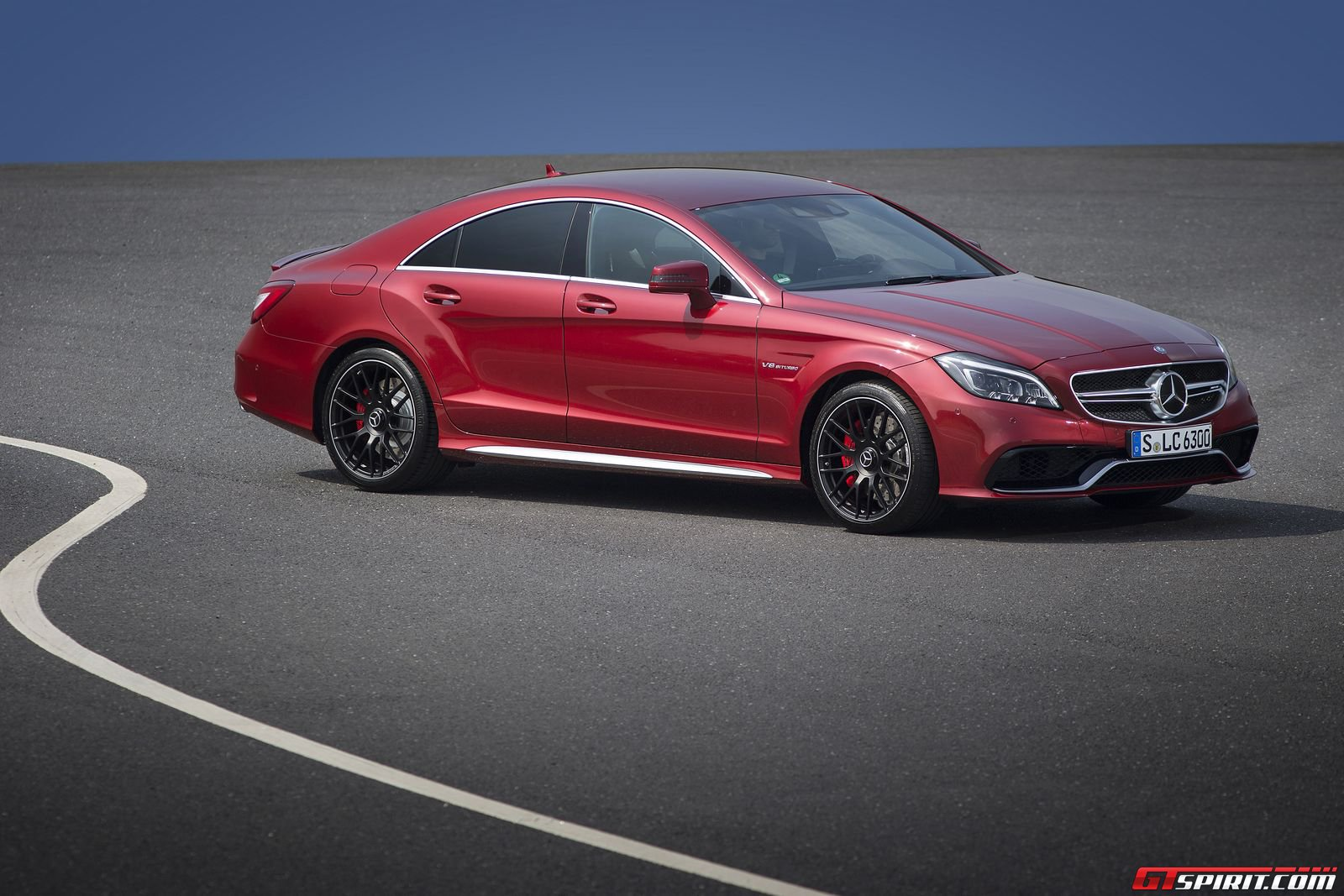 2015 mercedes benz cls 63 s amg review gtspirit for Mercedes benz amg cls63