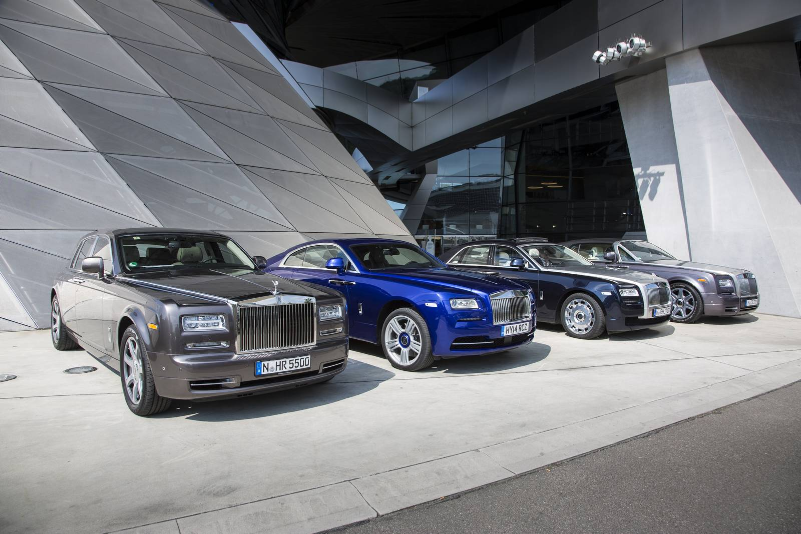 Rolls Royce Wraith For Sale >> Special Report: Rolls-Royce Wraith, Ghost and Phantom Comparison Tour - GTspirit