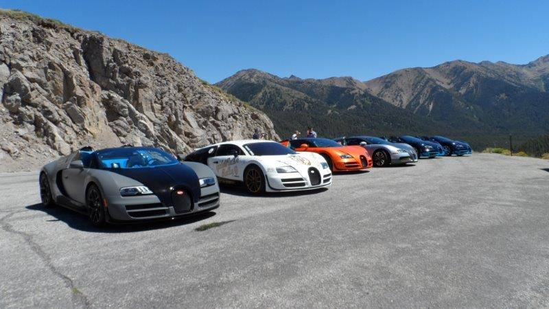 Bugatti veyron super sport top speed record