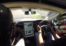 Video: Tesla Model S vs the Nurburgring