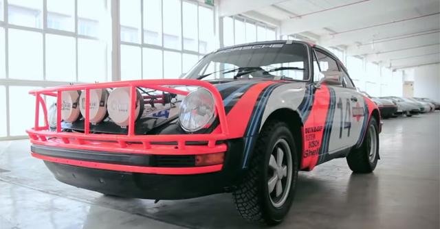 Video The Porsche 911 Sc Safari Rally Car Gtspirit