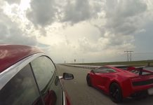 Video: Tesla Model S vs Lamborghini Gallardo LP570-4!