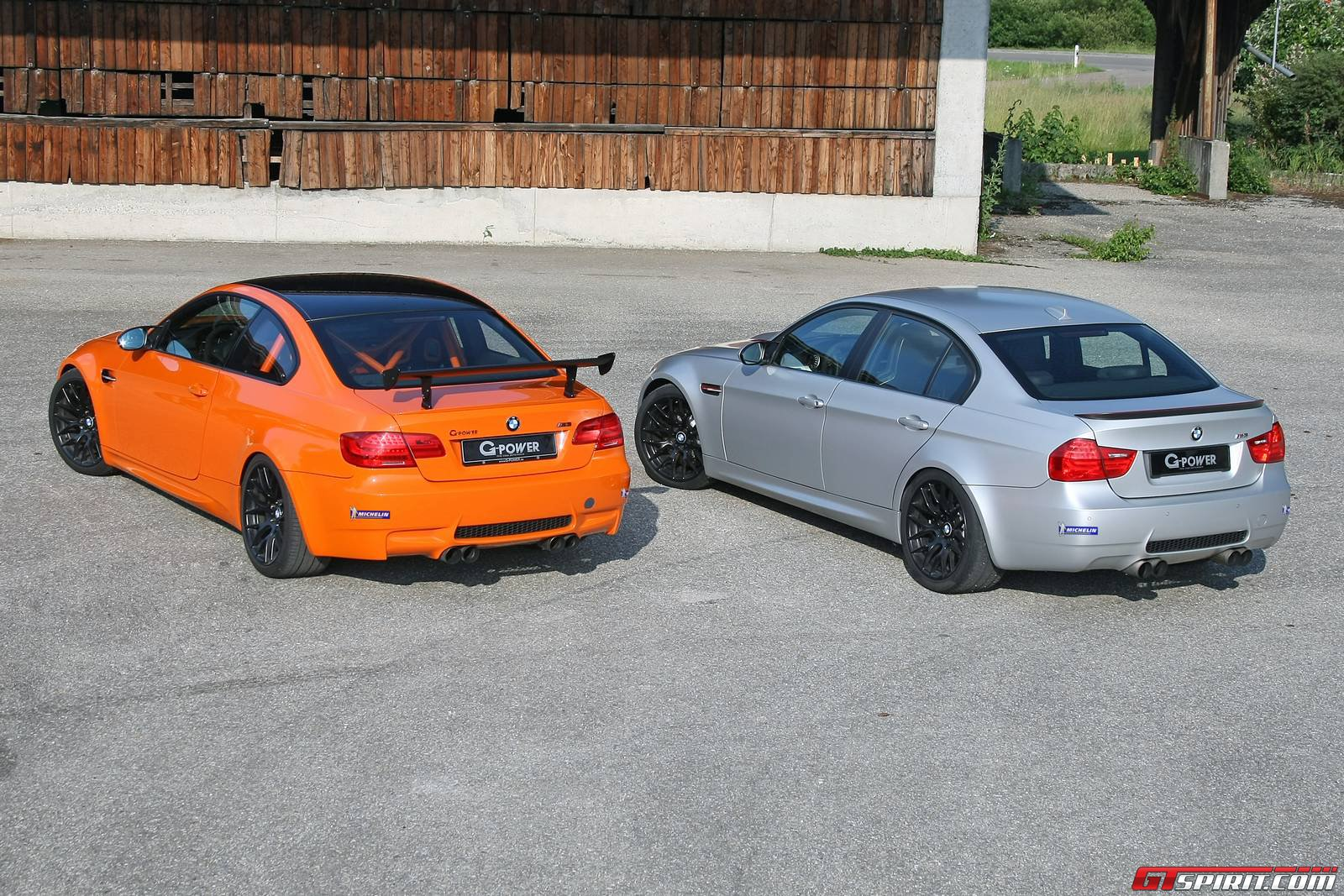 Official GPower BMW M3 CRT and M3 GTS  GTspirit