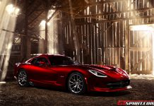 Supercharged V10 Dodge Viper in the Works