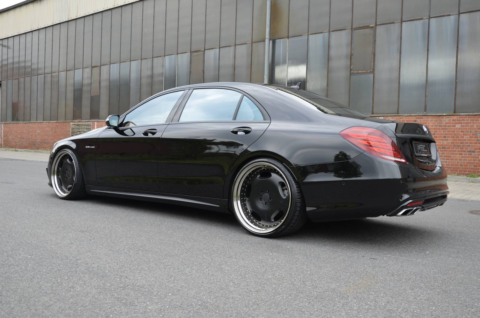 Official 2014 mercedes benz s63 amg by mec design gtspirit for Mercedes benz s63 amg biturbo