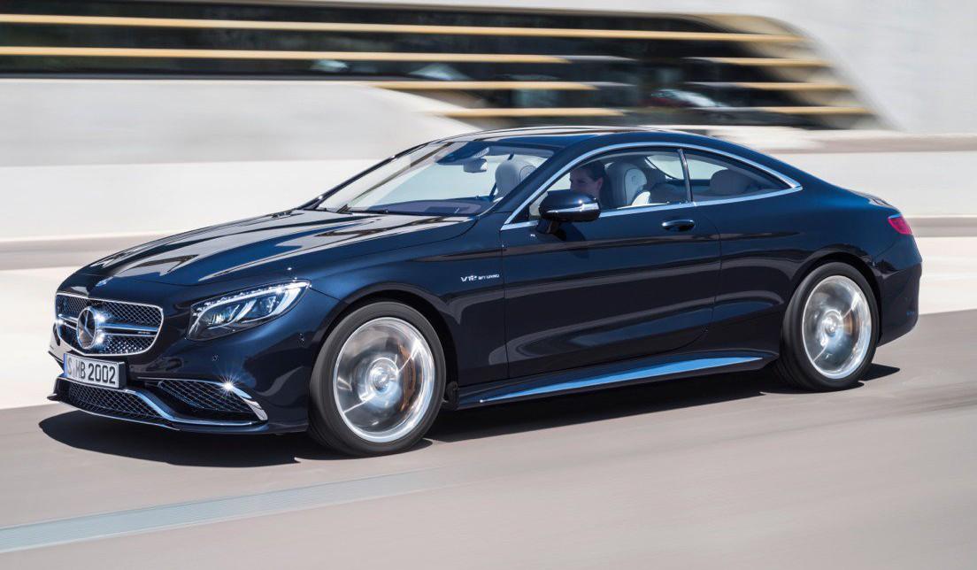 Official mercedes benz s 65 amg coupe gtspirit for Mercedes benz supercar