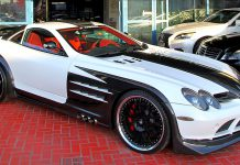 For Sale: Hamann Mercedes-Benz SLR Volcano in Dubai