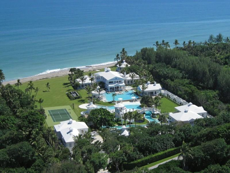 Celine Dion 39 S Florida Beach House Up For Sale At