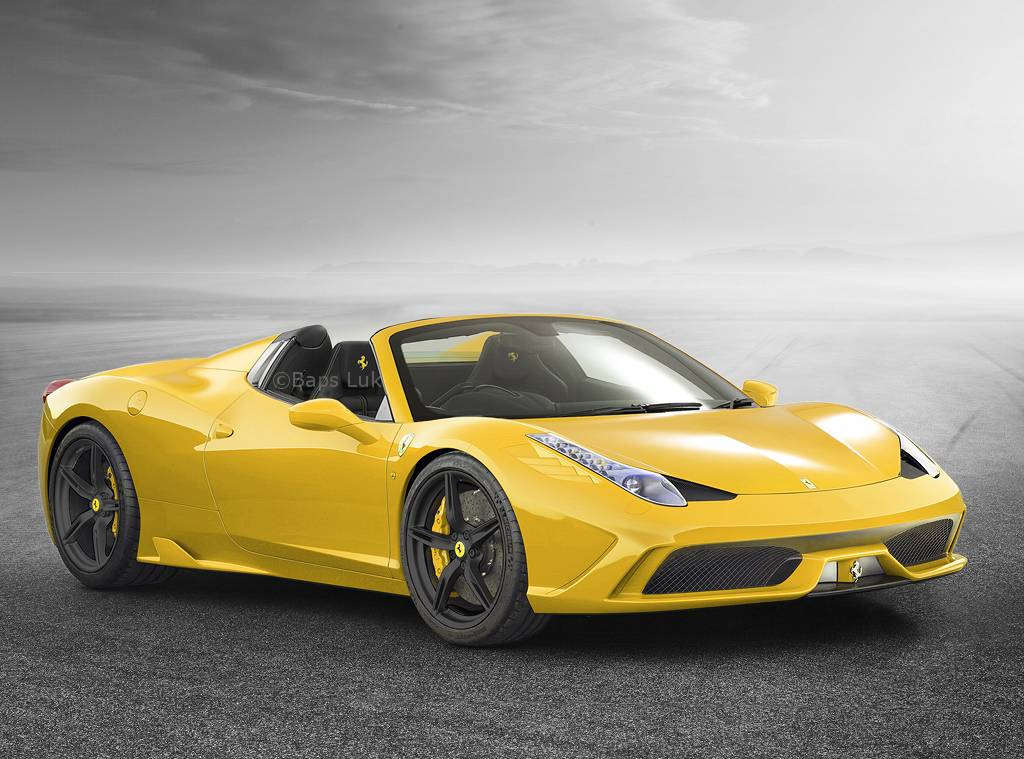 ferrari 458 speciale spider. ferrari 458 speciale spider to be limited units a