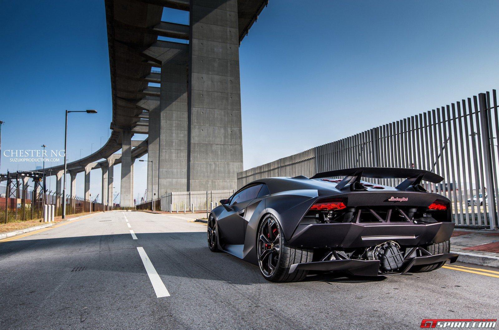 for sale lamborghini sesto elemento 1 of 5 gtspirit - Lamborghini Sesto Elemento