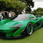 McLaren P1 GTR Imagined Differently by R.U.K Technology
