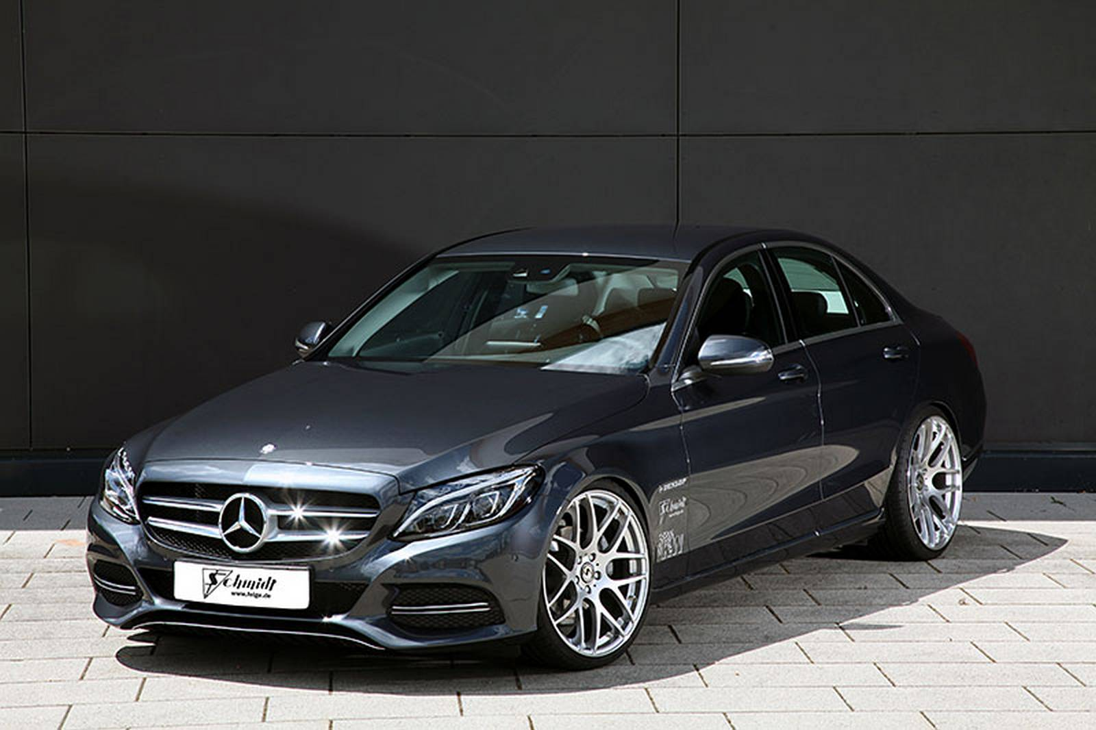 official 2015 mercedes benz c class by schmidt revolution